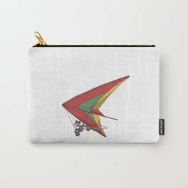 Squirrel in a hang glider Carry-All Pouch