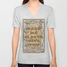 tAKe me To BaTh wItH YOU Unisex V-Neck