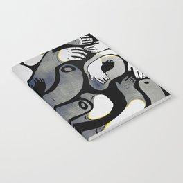black hands Notebook