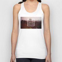 1984 Tank Tops featuring 1984 by Michael Dameron