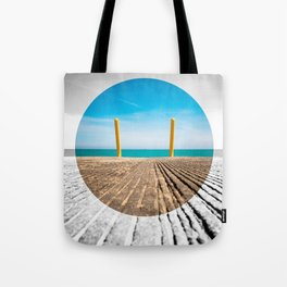 Lakefront Goal Tote Bag