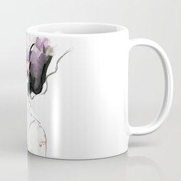 Rose Woman Coffee Mug