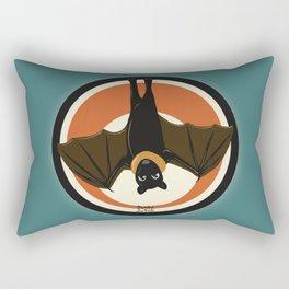 Batty wing Rectangular Pillow