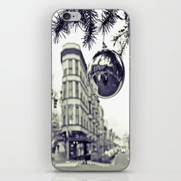 Downtown decoration iPhone Skin