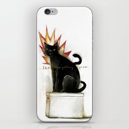 the forgetting game iPhone Skin
