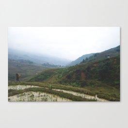 Sapa Canvas Print