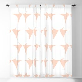 Abstraction_SHAPES_001 Blackout Curtain