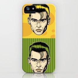 Johnny Depop iPhone Case