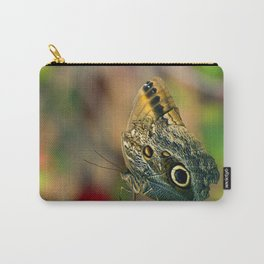 Butterfly - Caligo memnon Carry-All Pouch