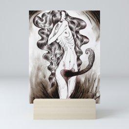 Dancing Salome Mini Art Print