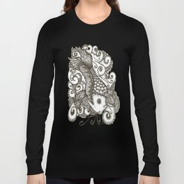 Sharpie Fish Long Sleeve T-shirt