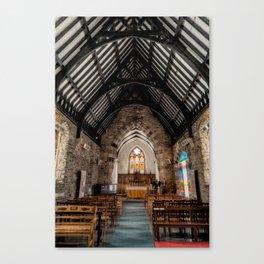 St Tudcluds Church Canvas Print