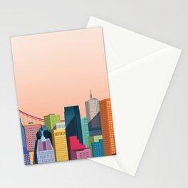 City San Francisco Stationery Cards