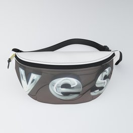 Neon Yes Fanny Pack