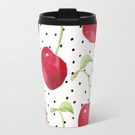 Cherry pattern II Travel Mug
