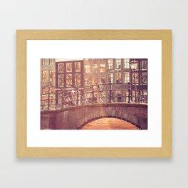 Amsterdam I Framed Art Print