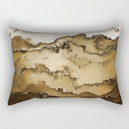 He Will Never Leave You. Deuteronomy 31:8 Rectangular Pillow