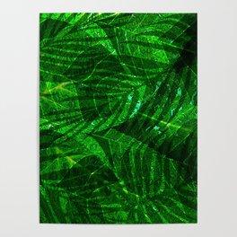 Leaves V12WL Poster