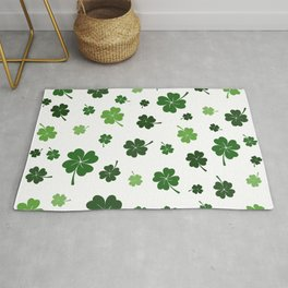 St Patricks day pattern Rug