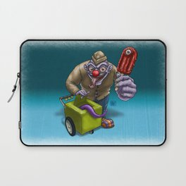 That weird guy by the corner... Laptop Sleeve