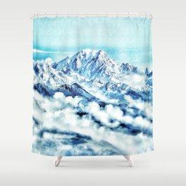 CHANTILLY - Gerald Robin © Design Shower Curtain