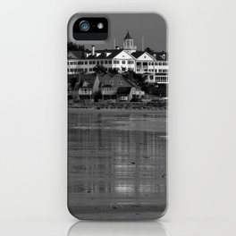 Colony Hotel, Kennebunkpot iPhone Case