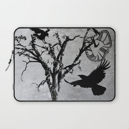 Melting Time II A534 Laptop Sleeve