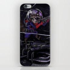 Rocket Raccoon  iPhone & iPod Skin