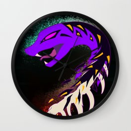 Ninjago- Pythor Decay Wall Clock