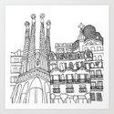Barcelona, Spain by cardinecaffery