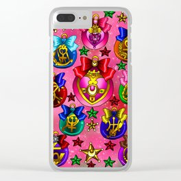 Christmas Artwork #15 (2018) Clear iPhone Case