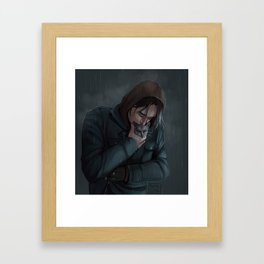 Strays Framed Art Print