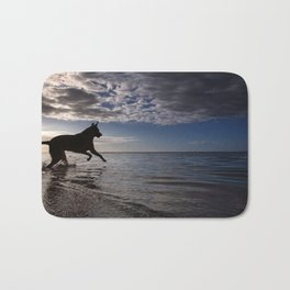 The Goal Is Within Reach. Bath Mat