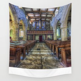 Angel Voices For  Ever Singing Wall Tapestry
