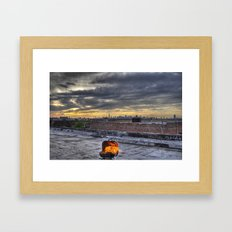 Barbecue Framed Art Print