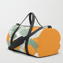 Oranges Duffle Bag