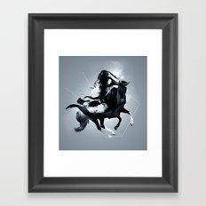 Saggitarium Framed Art Print