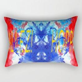 ALLEZ! HOPP! - Diptych Rectangular Pillow
