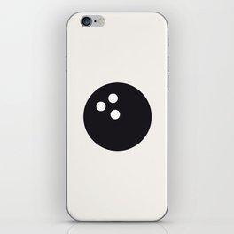 Bowling - Balls Serie iPhone Skin