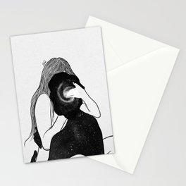 The way to your mind. Stationery Cards