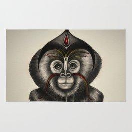 2016, 9º Mono de Fuego Rug