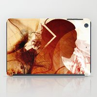 daenerys iPad Cases featuring Mother of Dragons by Micheal Calcara