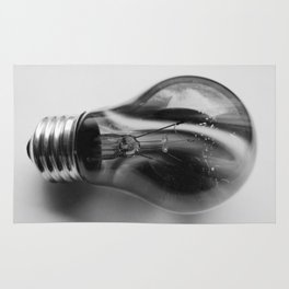 Light Bulb Rug