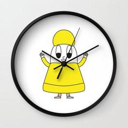 Game-Board-Figure Egg Wall Clock