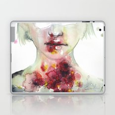 keeping inside this wild flowering Laptop & iPad Skin