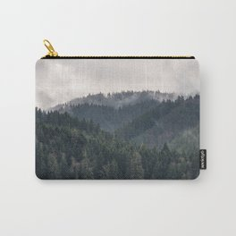 Pacific Northwest Forest - Nature Photography Carry-All Pouch