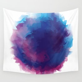 watercolour Wall Tapestry