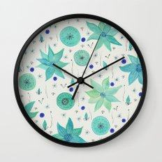 Spring vibes VI Wall Clock