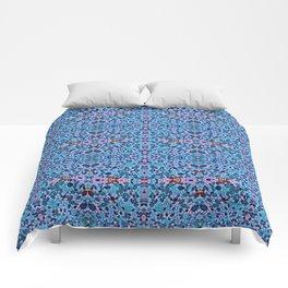 Adamski Leaf Kaleidoscope Comforters