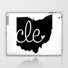 Love Cleveland Laptop & iPad Skin